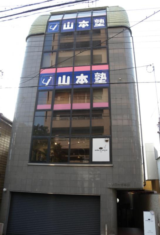 神戸の貸事務所,賃貸オフィス 外観