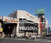大阪の十三より貸店舗を検索