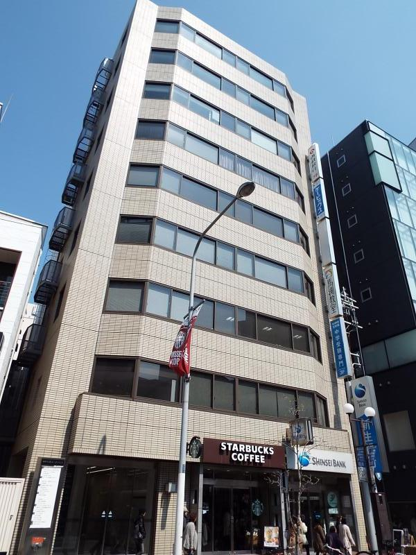 神戸元町ユニオンビル|神戸の貸事務所,賃貸オフィス 外観