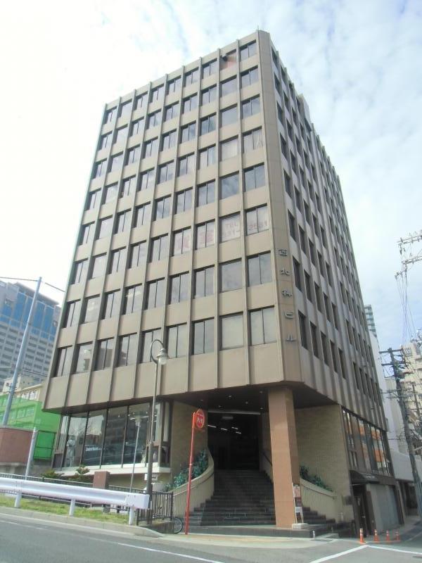 西北神ビル|神戸の貸事務所,賃貸オフィス 外観