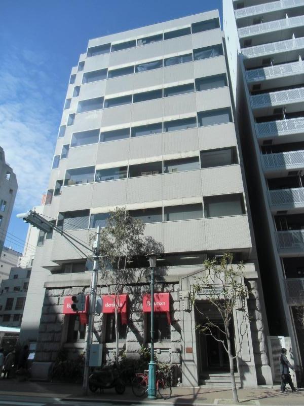 毎日新聞神戸ビル|神戸の貸事務所,賃貸オフィス 外観