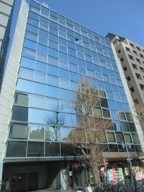 サンシポートビル|神戸,兵庫の貸事務所,賃貸オフィス 外観