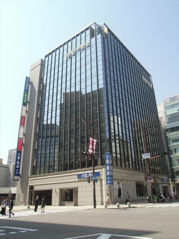 三神ビルディング 神戸の貸事務所,賃貸オフィス