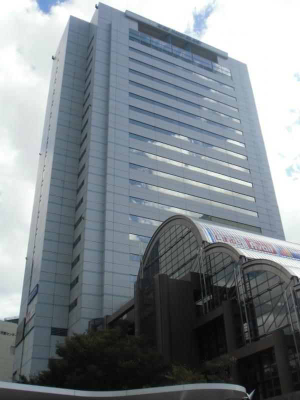 神戸ハーバーランドセンタービル|神戸の貸事務所,賃貸オフィス 外観