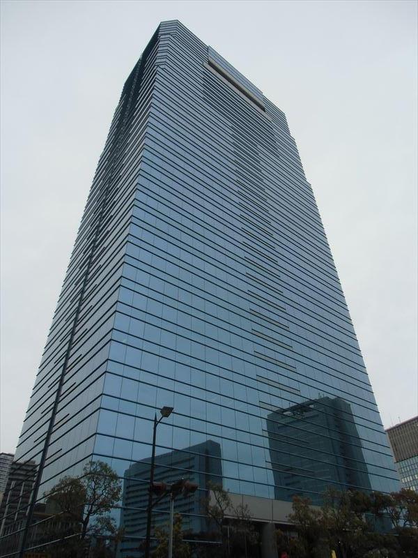 神戸クリスタルタワー|神戸の貸事務所,賃貸オフィス 外観