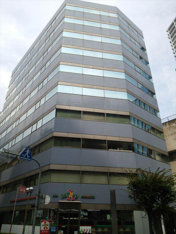 神戸伊藤町ビルディング|神戸,兵庫の貸事務所,賃貸オフィス 外観