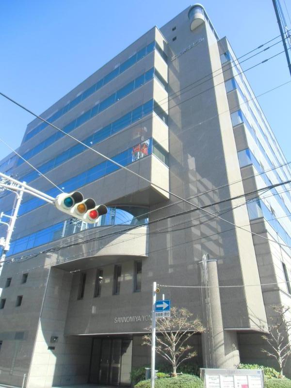 三宮米本ビル 神戸の貸事務所,賃貸オフィス