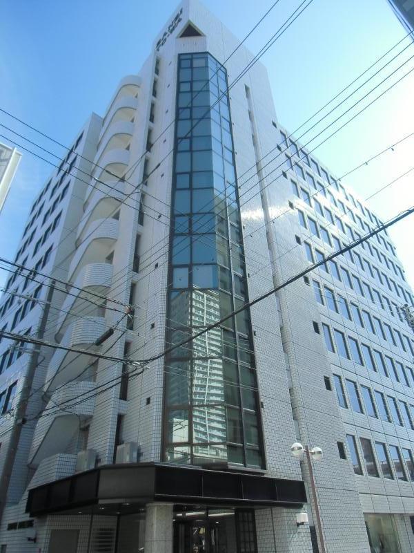 サンエービル西館|神戸の貸事務所,賃貸オフィス 外観