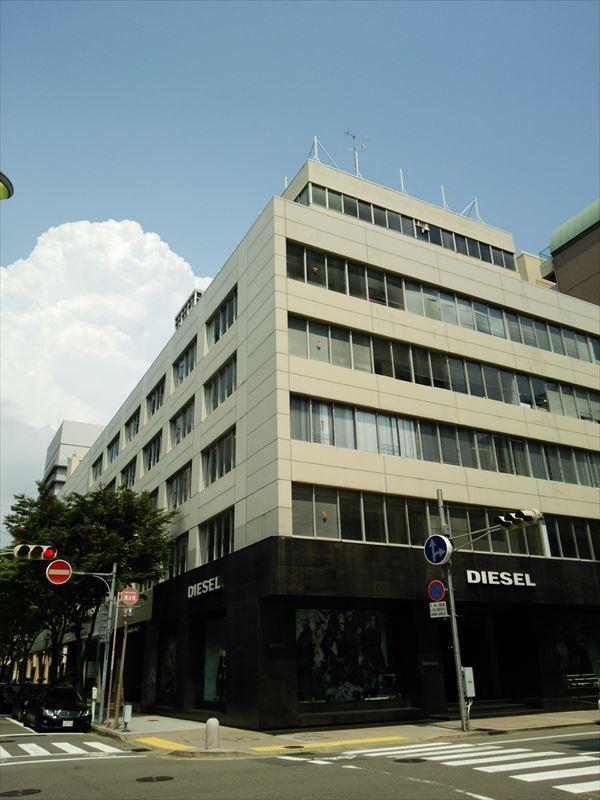 三宮電電ビル|神戸の貸事務所,賃貸オフィス 外観