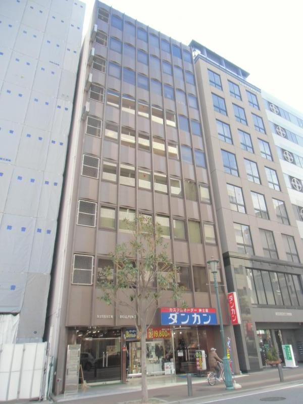 日新ビル|神戸の貸事務所,賃貸オフィス 外観