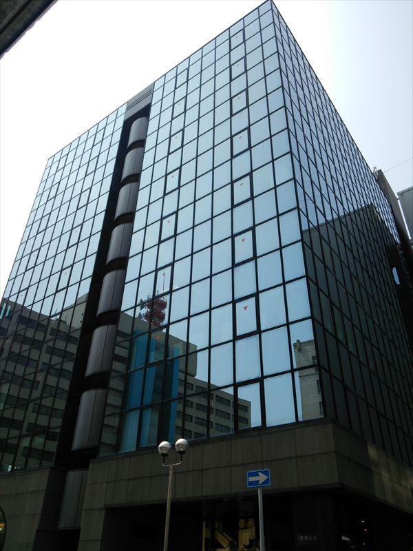 建隆ビル|神戸の貸事務所,賃貸オフィス 外観