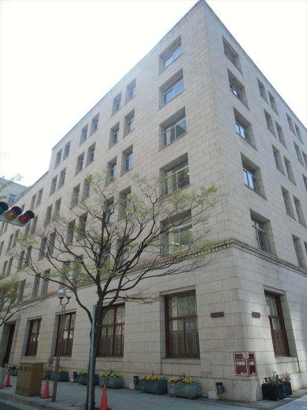 神港ビルヂング|神戸,兵庫の貸事務所,賃貸オフィス 外観