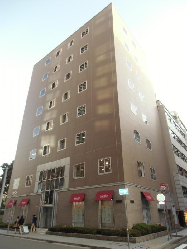 神戸パークサイドビル|神戸の貸事務所,賃貸オフィス 外観