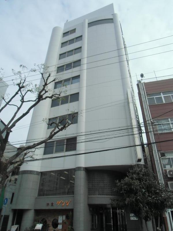 TOWA神戸元町ビル|神戸の貸事務所,賃貸オフィス 外観