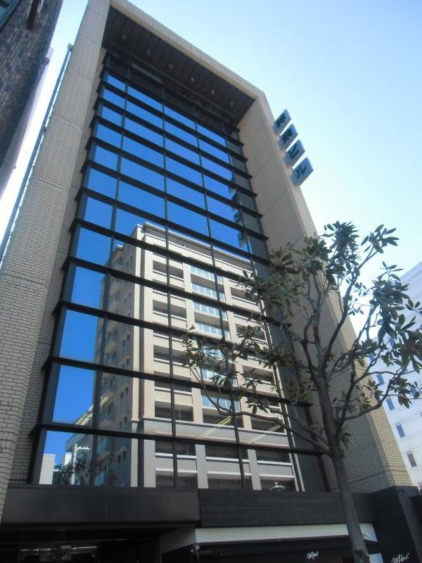 神栄ビル|神戸の貸事務所,賃貸オフィス 外観