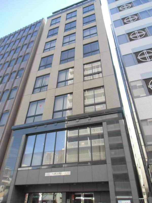 エタニティ栄町ビル|神戸の貸事務所,賃貸オフィス 外観
