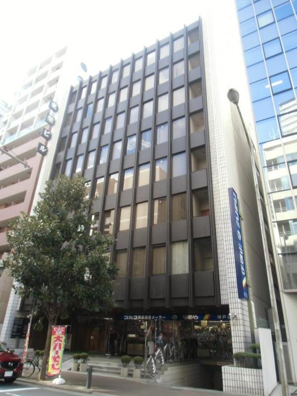 東栄ビル|神戸の貸事務所,賃貸オフィス 外観