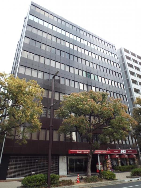 神戸輸入品卸売センタービル 神戸の貸事務所,賃貸オフィス