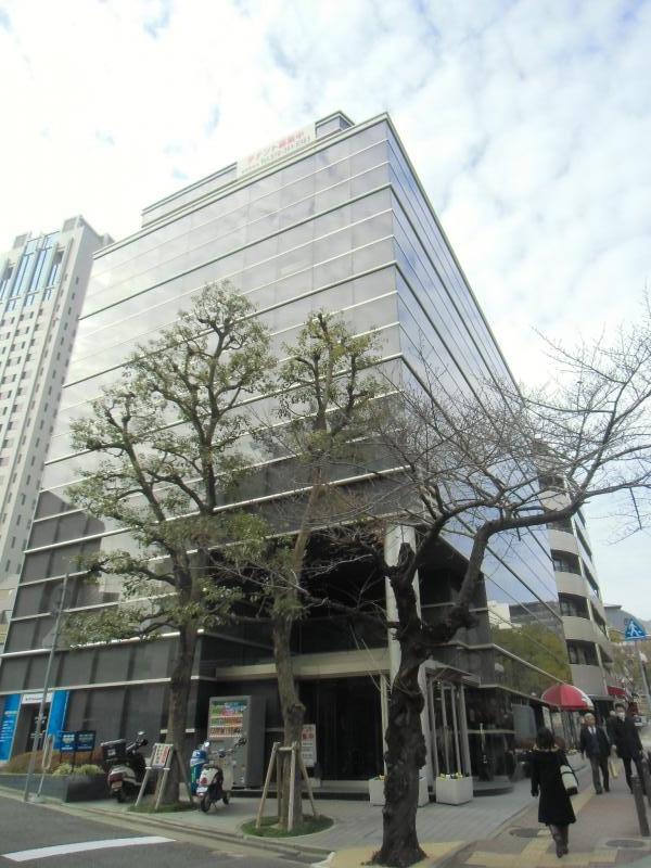 コフィオ神戸元町|神戸の貸事務所,賃貸オフィス 外観