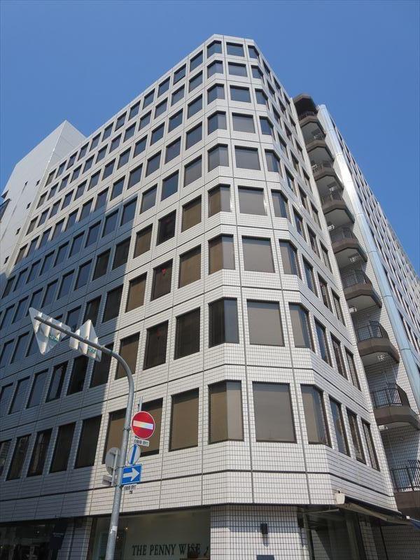 サンエービル 東館|神戸の貸事務所,賃貸オフィス 外観