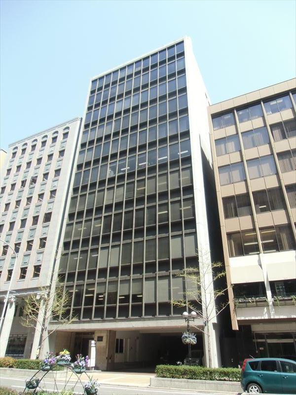 明海三宮第2ビル|神戸,兵庫の貸事務所,賃貸オフィス 外観