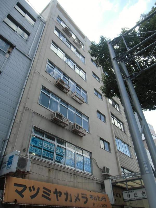 新神戸ビル東館|神戸の貸事務所,賃貸オフィス 外観