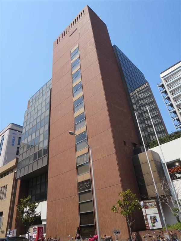 建栄ビル|神戸の貸事務所,賃貸オフィス 外観