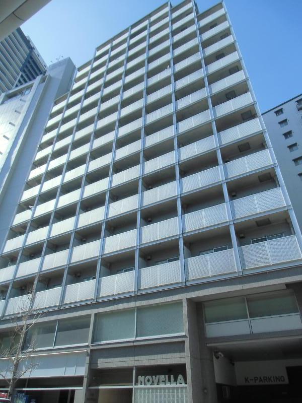 建洋ビル|神戸の貸事務所,賃貸オフィス 外観