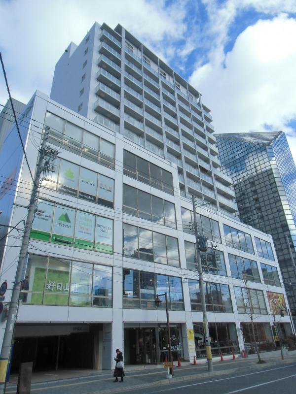 IPSX EAST 神戸の貸事務所,賃貸オフィス