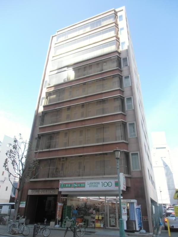 大栄ビル|神戸の貸事務所,賃貸オフィス 外観