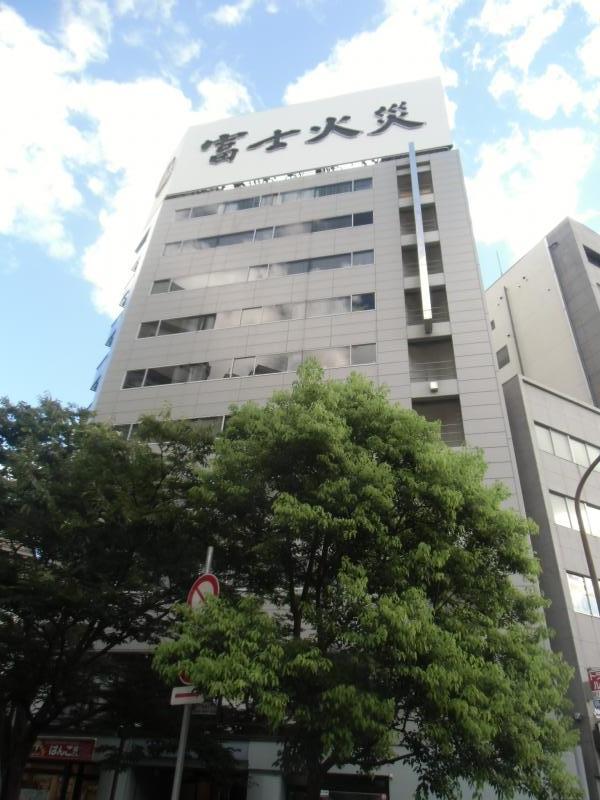 富士興業西元町ビル|神戸の貸事務所,賃貸オフィス 外観