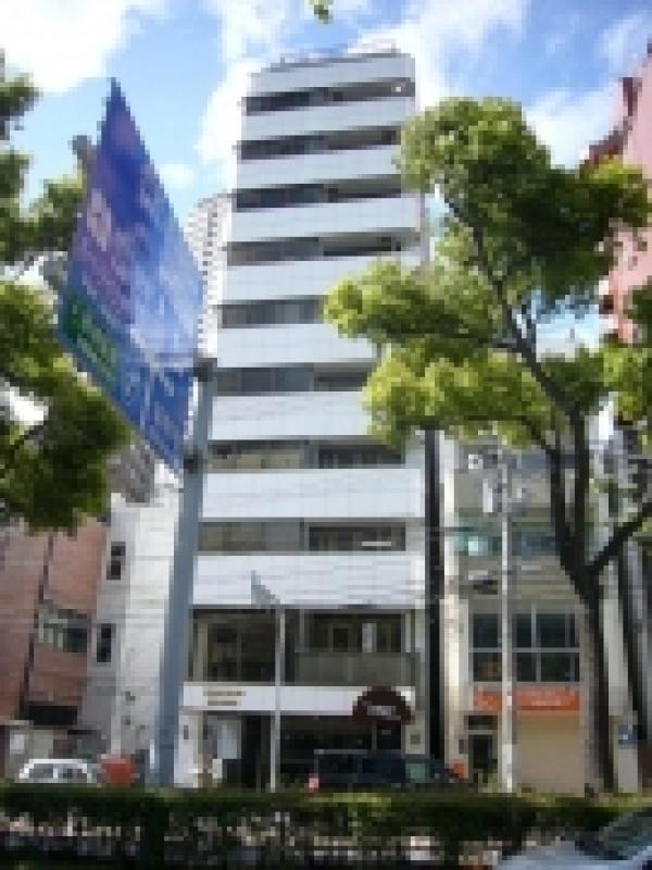 カナヤラルビル 神戸の貸事務所,賃貸オフィス 外観