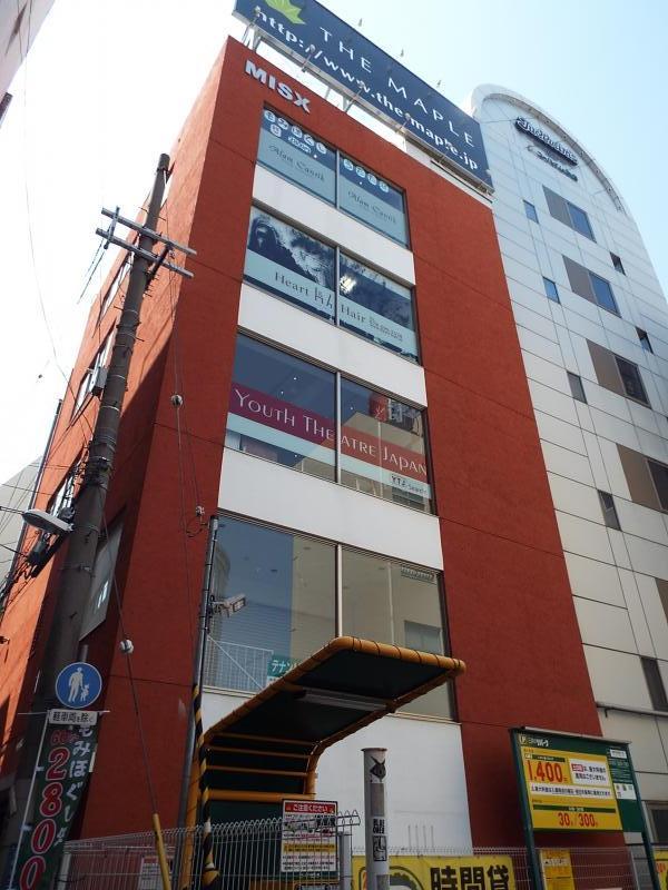 MISX|神戸の貸事務所,賃貸オフィス 外観