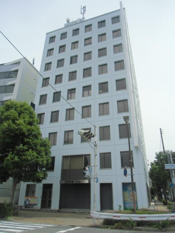 尼崎第一ビル|神戸の貸事務所,賃貸オフィス 外観