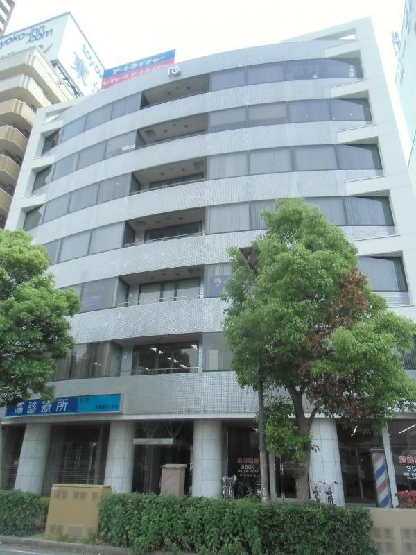 MG尼崎駅前ビル|神戸の貸事務所,賃貸オフィス 外観