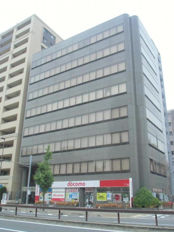 アスパイア7号館|神戸の貸事務所,賃貸オフィス 外観