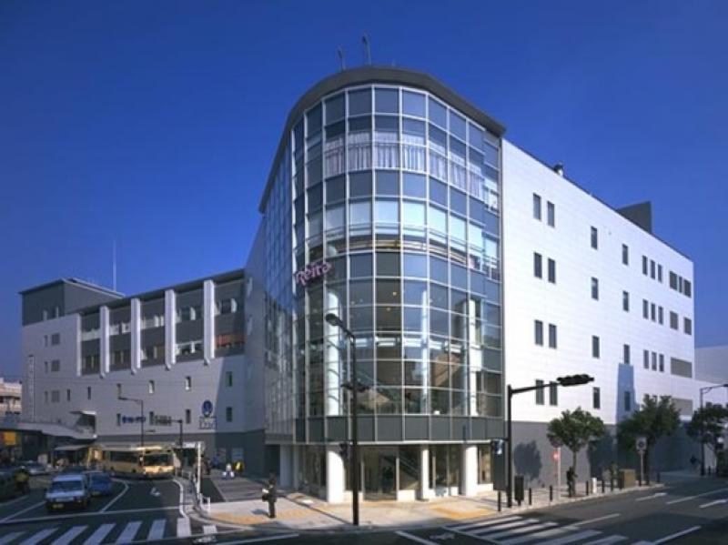 伊丹阪急駅ビル|神戸の貸事務所,賃貸オフィス 外観