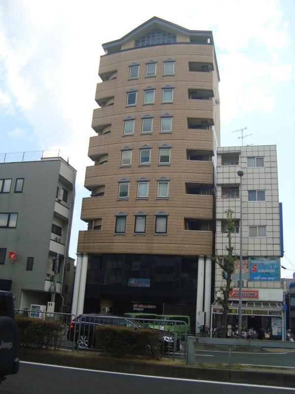 ラ・コーナン|神戸の貸事務所,賃貸オフィス 外観