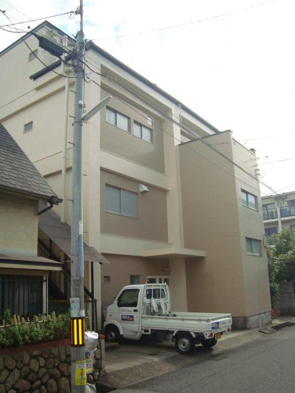 遊ビル|神戸の貸事務所,賃貸オフィス 外観