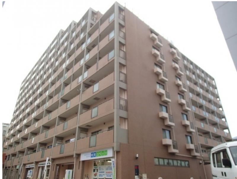 東灘スカイマンション|神戸の貸事務所,賃貸オフィス 外観