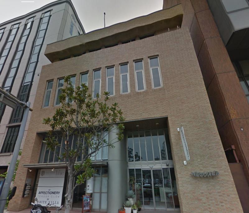 SSSX(ペルセウスビル)|神戸の貸事務所,賃貸オフィス 外観