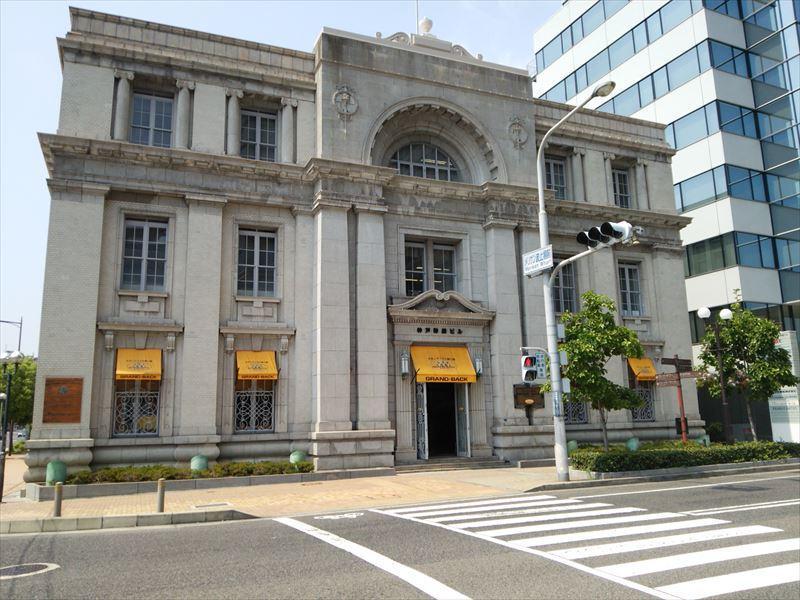 神戸郵船ビル|神戸の貸事務所,賃貸オフィス 外観