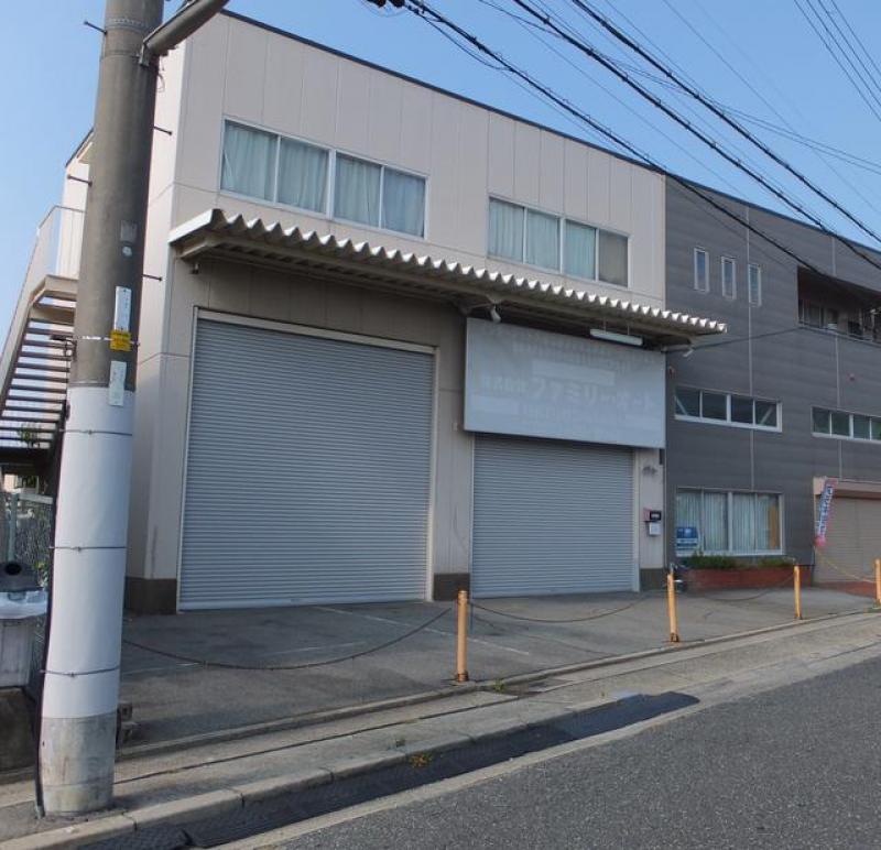 宝塚‣口谷西|神戸の貸事務所,賃貸オフィス 外観