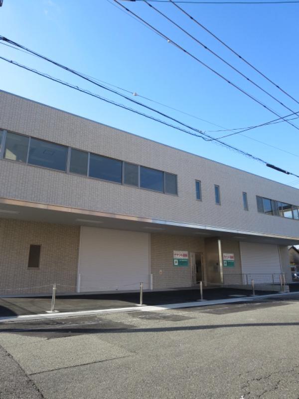 尼・崇徳院 神戸の貸事務所,賃貸オフィス
