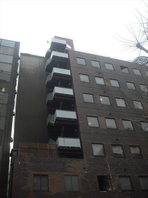 カサベラビル C&M|神戸,兵庫の貸事務所,賃貸オフィス 外観