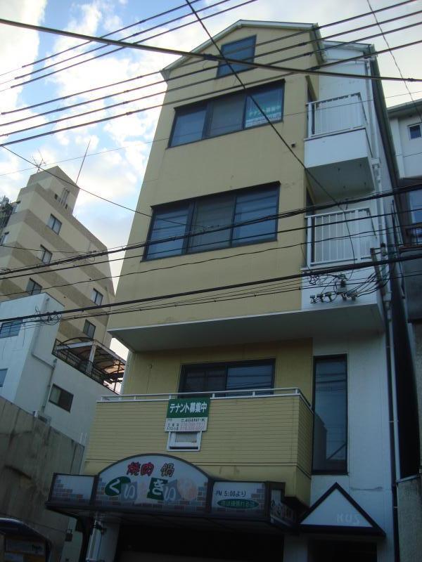 KUS相生町|神戸の貸事務所,賃貸オフィス 外観