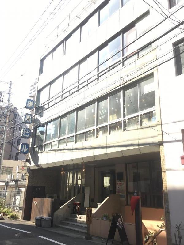 謙昌ビル|神戸の貸事務所,賃貸オフィス 外観
