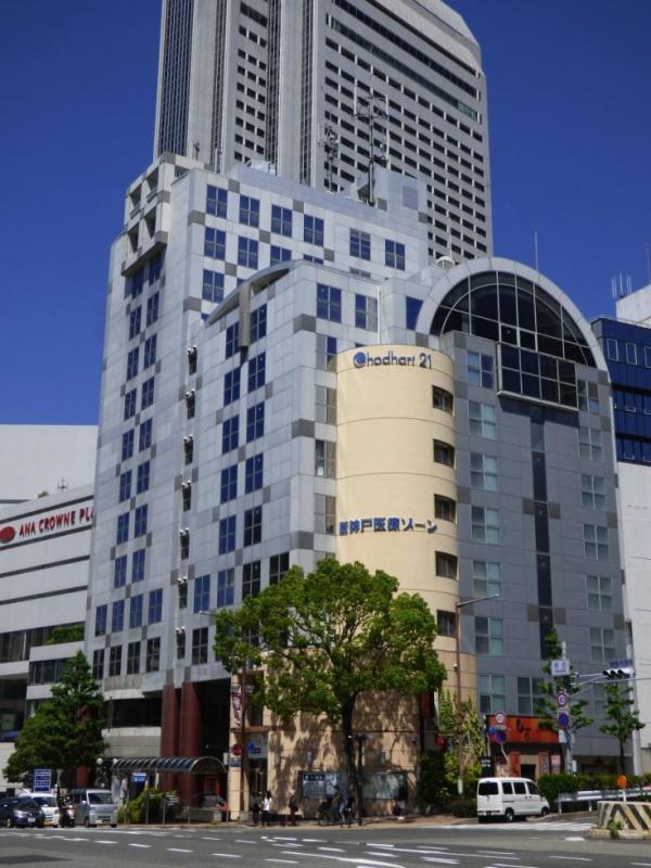 ショダリ21ビル 神戸の貸事務所,賃貸オフィス