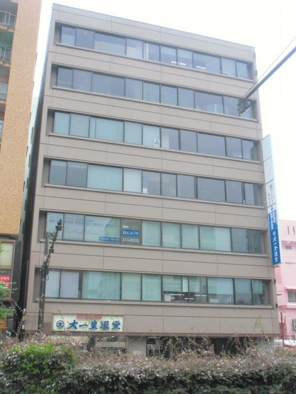 エスティ尼崎ビル|神戸の貸事務所,賃貸オフィス 外観