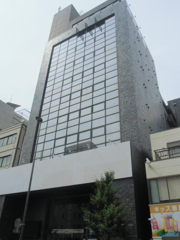 シンコム尼崎ビル|神戸の貸事務所,賃貸オフィス 外観